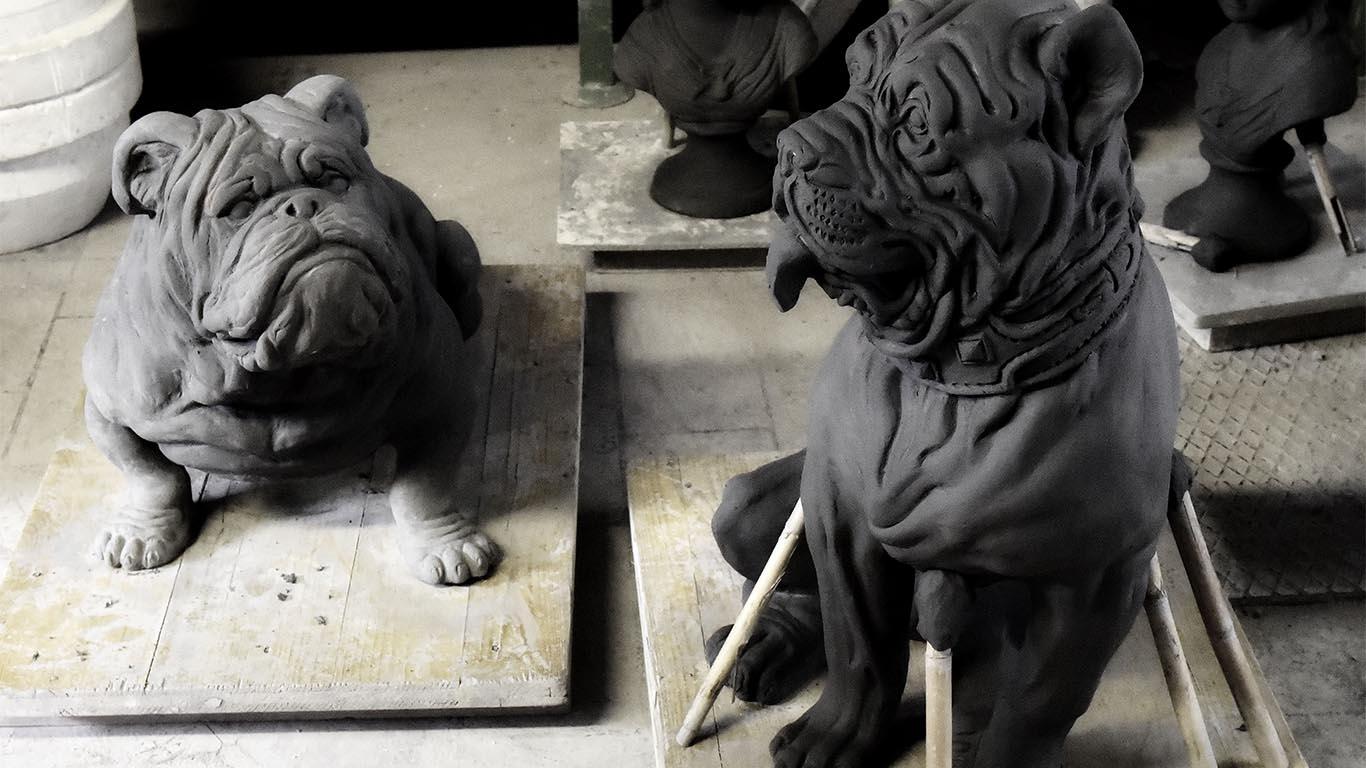terracotta montelupo